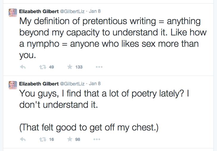 ElizabethGilbert Twitterfeed 2