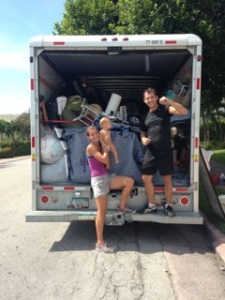 Moving Day 2014 tara tona