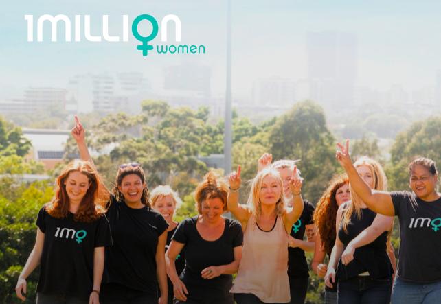 1millionwomen screenshot