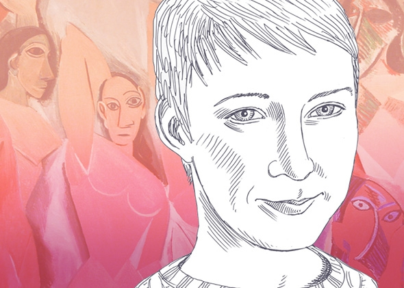 Amanda Hess illustrated by Charlie Powell via Slate