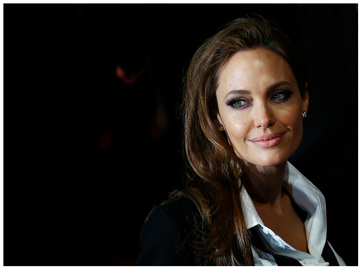 Angelina Jolie Pitt by Luke MacGregor:Reuters