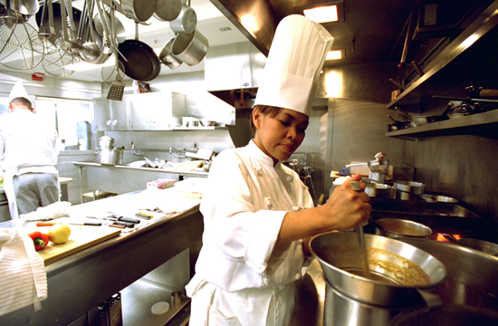 Chef Cristeta