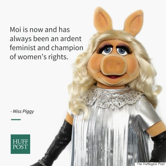 miss piggy via huffpost