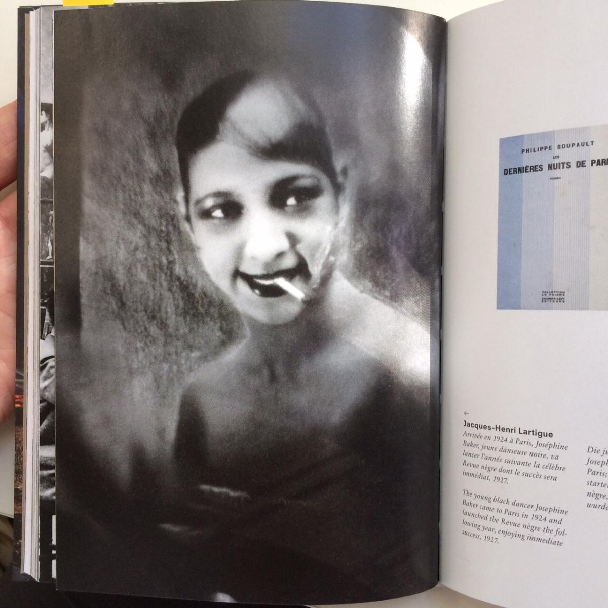 Josephine Baker, 1927 -Jacques-Henri Lartigue