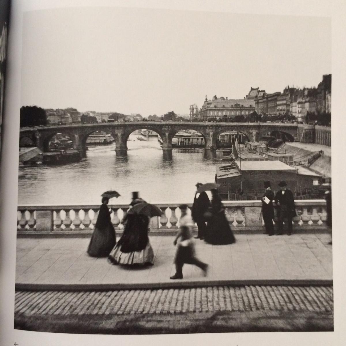 Le Pont au Change, c 1865 -Leon et Levy