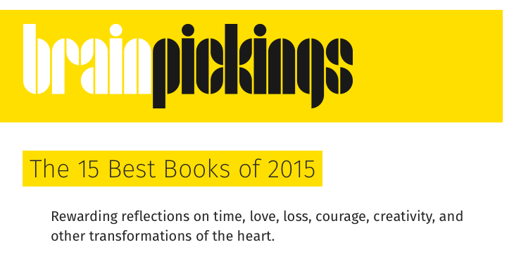 brain pickings reading list 2015
