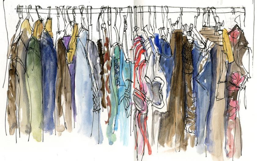 wardrobe by liz steel