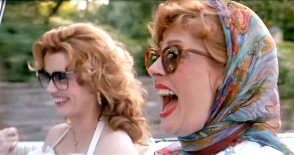 an analysis of the 1991 film thelma and louise